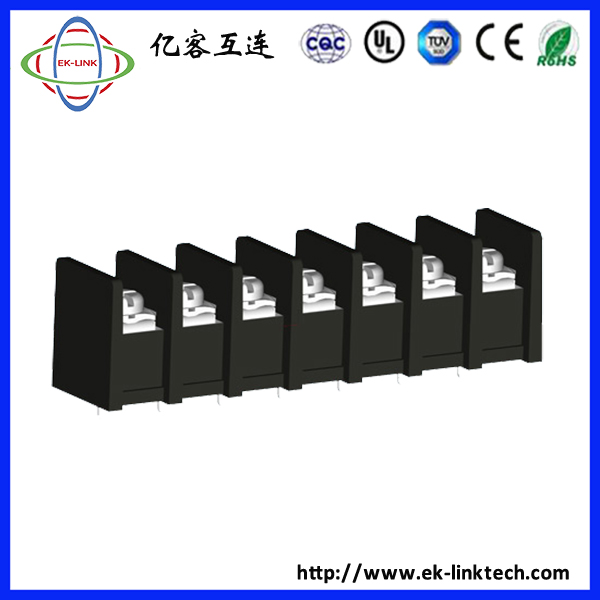 EK-LINK 9 5mm Wire Connector Barrier Blocks Strip Electric Connector